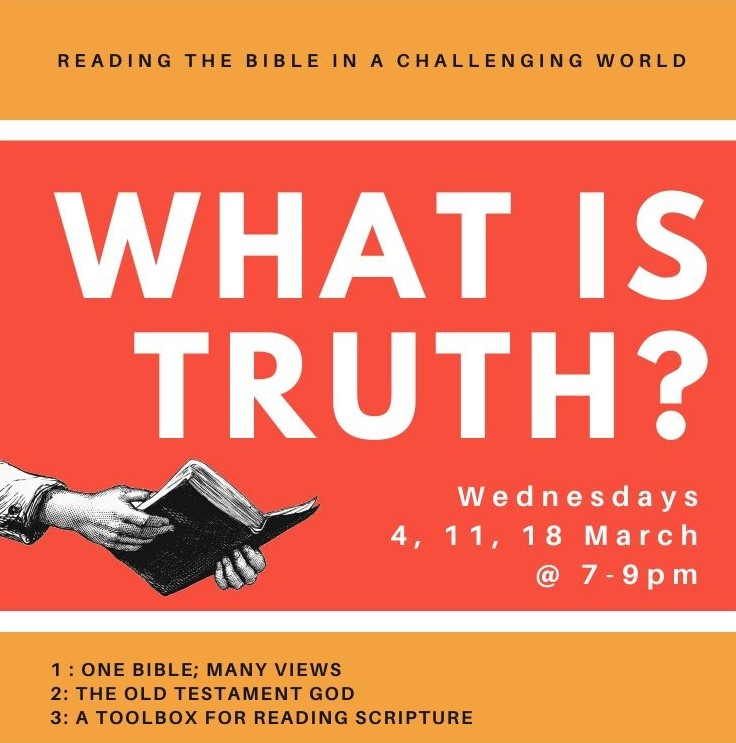 Reading the Bible in a Challenging World: What Is Truth?